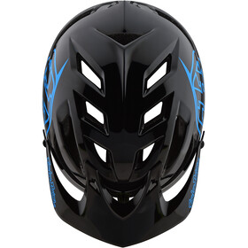 Troy Lee Designs A1 Helmet Youths drone/black/blue
